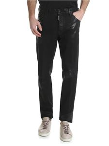 Dsquared2 - Cool Guy jeans in shiny cotton