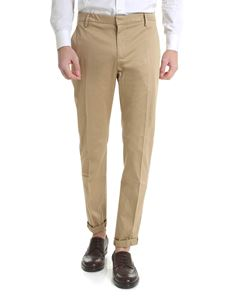 Dondup - Gaubert camel colored trousers
