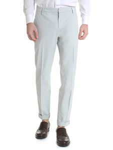 Dondup - Gaubert ice-white trousers
