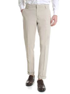 Dondup - Gaubert beige trousers