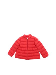 Moncler Jr - Joelle red down jacket