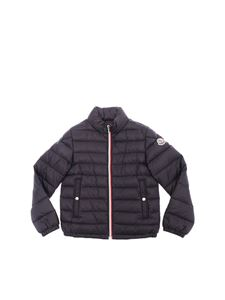Moncler Jr - Blue Tarn down jacket