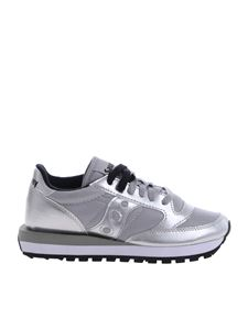 Saucony - Saucony Jazz O' sneakers in silver color