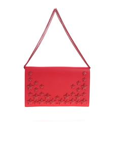 Elisabetta Franchi - Red bag with stars