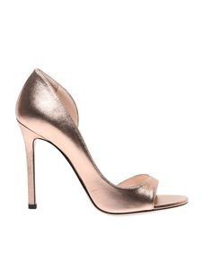 Marc Ellis - Pink open toe pumps