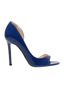 Marc Ellis - Blue open toe pumps