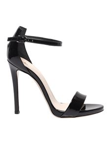 Marc Ellis - Black patent leather sandals