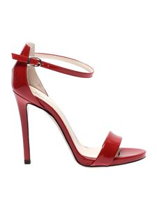 Marc Ellis - Red patent leather sandals