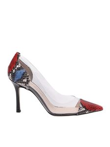 Marc Ellis - Python effect pumps with plexiglass