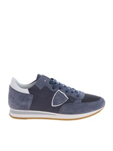 Philippe Model - Tropez L sneakers in blue