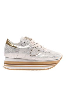 Philippe Model - Golden Eild sneakers