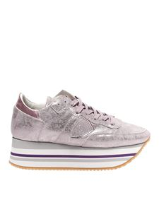 Philippe Model - Pink Eild sneakers