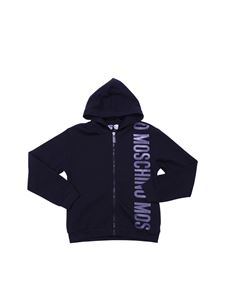 Moschino Kids - Black boy sweat tracksuit
