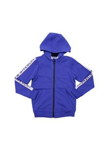 Givenchy - Givenchy hoodie in blue