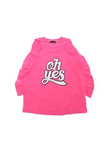 Monnalisa - Oh Yes top in pink