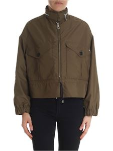 Fay - Romantic army green jacket