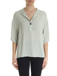 Fay - Sage green color blouse