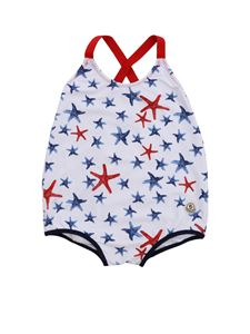 Moncler Jr - Moncler Jr swimsuit for baby girls