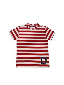 Dondup - Dondup t-shirt with marine motif