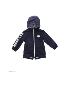 Moncler Jr - Apatou jacket in blue