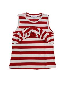 Dondup - Sailor motifs tank top