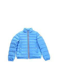 Moncler Jr - Tarn Moncler Jr blue down jacket