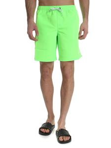 MSGM - New Recharge swimsuit in neon green