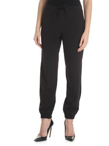 Blugirl - Black jogging trousers with Blugirl logo