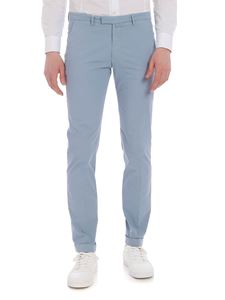 Briglia 1949 - Light blue cotton trousers