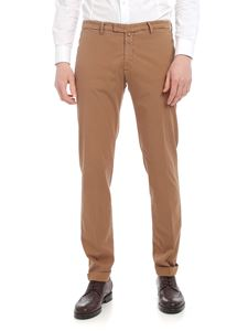 Briglia 1949 - Men's trousers in brown cotton