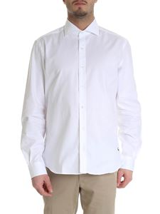 Fay - Shirt in white Fay cotton
