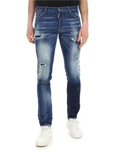 Dsquared2 - Jeans Cool Guy Jean blu