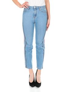 MSGM - Msgm cropped jeans