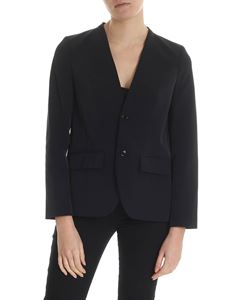 Zucca - Black jacket in technical fabric