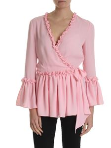 Mulberry - Pink Judy blouse