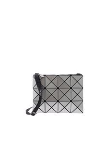 BAO BAO Issey Miyake - Lucent silver bag with triangles motif