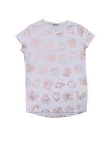 Kenzo - White Tiger t-shirt with laminated print