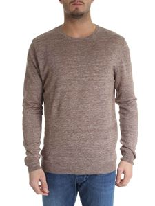 Fay - Brown melange Fay pullover