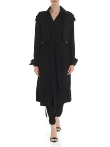 Michael Kors - Trench coat with black belt