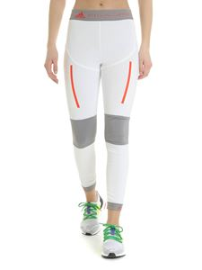 Adidas by Stella McCartney - Run Tight white leggings
