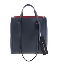Marc Jacobs  - Nightshade grey The Tag tote bag