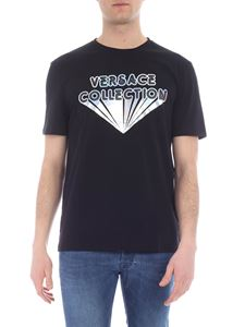 Versace Collection - T-shirt Versace Collection nera
