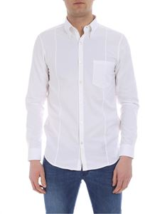 Golden Goose Deluxe Brand - Golden Goose Delux Brand shirt in white
