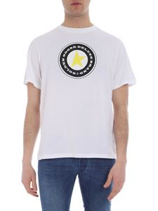 Golden Goose Deluxe Brand - T-shirt GGDB con stampa logo