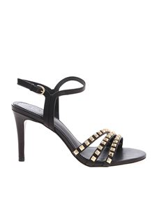 Ash - Hello sandals in black