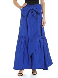 Parosh - Electric blue wheel skirt