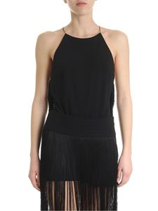 Patrizia Pepe - Black body with off shoulders