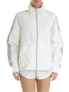 Adidas by Stella McCartney - White Performance Jacket