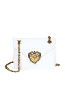 Dolce & Gabbana - Devotion white bag
