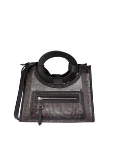 Fendi - Medium mesh Forever Fendi handbag